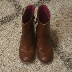 Other - Toddler girl boots size 10